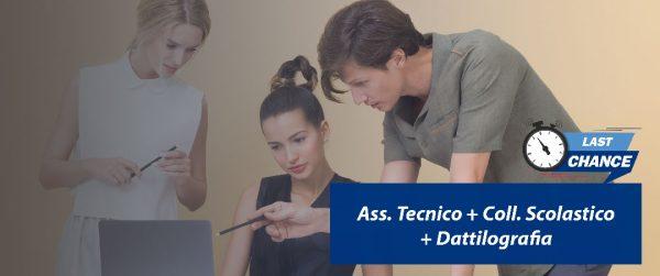 ass.tecnico+coll.scolastico+dattilografia