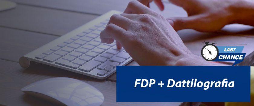 fdp-dattilografia