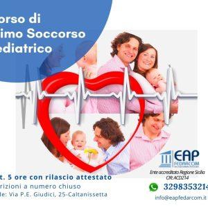 Corso di Primo Soccorso pediatrico (P-BLS)